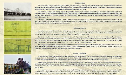 Triển lãm tài liệu sáu công trình kiến trúc Pháp tại Hà Nội