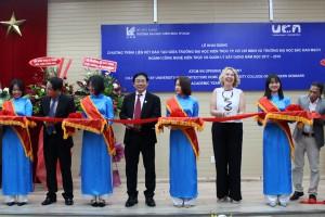 Khai giảng chương trình liên kết đào tạo quốc tế Việt Nam – ĐanMạch: ngành Công nghệ kiến trúc và Quản lý xây dựng (khóa I)