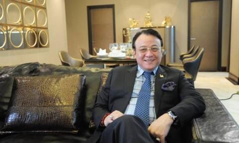 Chủ tịch Tân Hoàng Minh theo đuổi sự đam mê, hoàn hảo