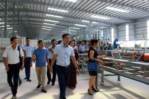 Cty CP Tập đoàn Thạch Bàn: Nâng cao năng lực cạnh tranh trong từng thiết kế sản phẩm
