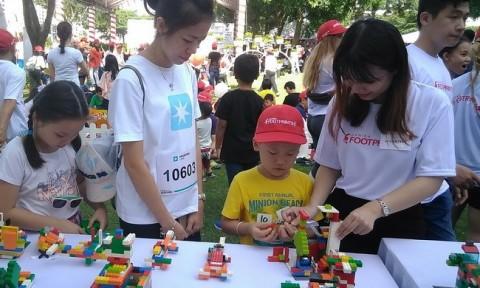 Hơn 1.000 người tham dự sự kiện Doanh nghiệp cổ vũ lối sống lành mạnh