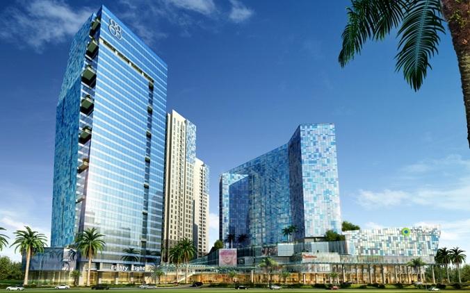 Công trình Kota kasablanka, Jakarta, Indonesia với giải pháp xanh của LG