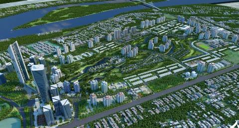 Grand Gardenville Tây Hồ, dự án mới tại trung tâm Ciputra Hà Nội