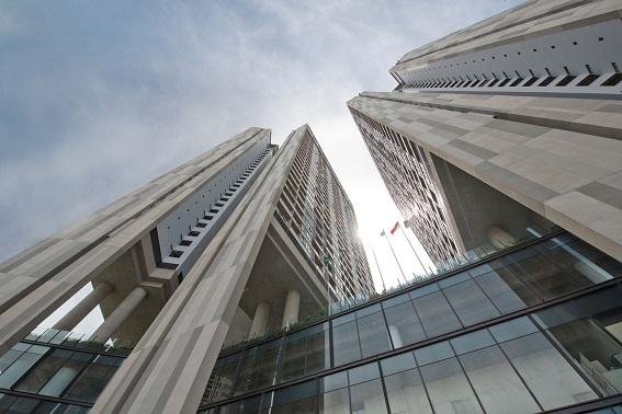 Chung cư Dolphin Plaza - công trình đạt giải thưởng kiến trúc xanh năm 2015