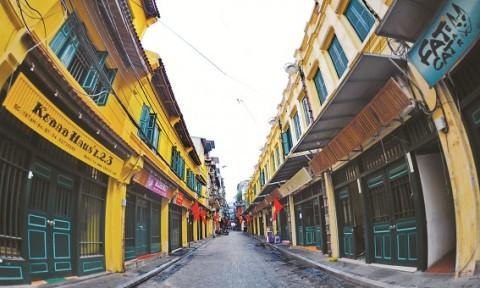Giao thoa kiến trúc – giao thoa văn hóa, kiểm soát phát triển kiến trúc Hà Nội hội nhập