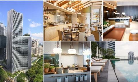Khám phá biểu tượng kiến trúc mới của Thái Lan, Singapore