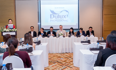 Akzonobel tài trợ cho giải thưởng Bất động sản Việt Nam 2018