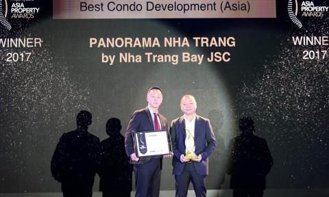 Panorama Nha Trang cạnh tranh với dự án Hong Kong, Singapore tại Asia Property Award 2017