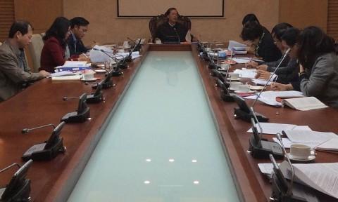 Bộ Xây dựng đẩy nhanh tiến độ xây dựng Luật Quản lý Phát triển Đô thị