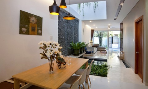 Những ngôi nhà đẹp bất ngờ dù tiền xây dưới 800 triệu