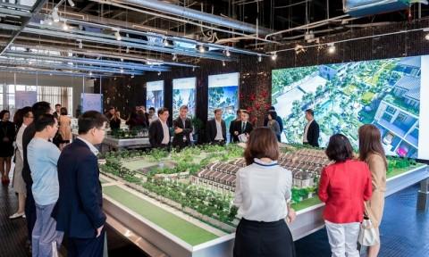 ParkCity Hanoi mở bán giai đoạn 1 của khu biệt thự, nhà vườn liền kề The Mansions