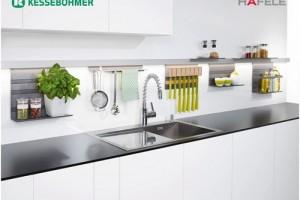 Cách tạo khoảng tường nhà bếp thông minh