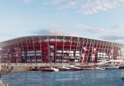 Qatar: Xây dựng sân vận động FIFA World Cup từ các container