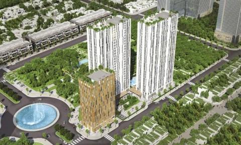 Kiến Á giới thiệu căn hộ chuẩn cho người trẻ