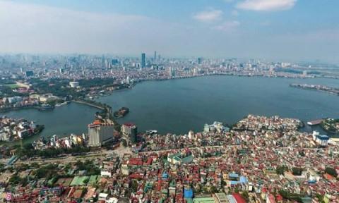 Nâng cao hiệu quả công tác quản lý cao độ nền đô thị