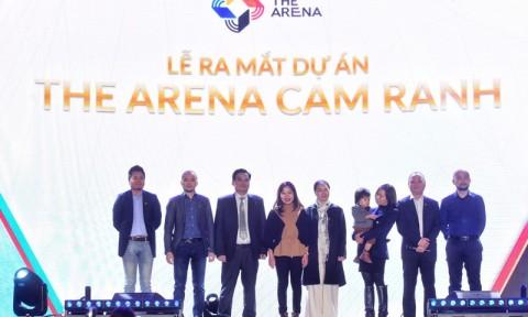 Dự án The Arena: Ấn tượng ra mắt khách hàng tại Hà Nội