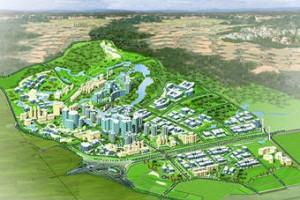 """Hà Nội sẽ xây """"siêu"""" đô thị vệ tinh Hòa Lạc"""