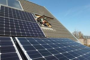 Biến đổi năng lượng mặt trời cung cấp điện năng sinh hoạt không cần pin
