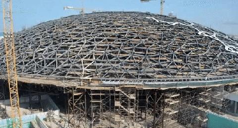 Bảo tàng Louvre Abu Dhabi của UAE đã chính thức mở cửa