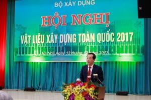Bộ Xây dựng tổ chức Hội nghị toàn quốc về vật liệu xây dựng