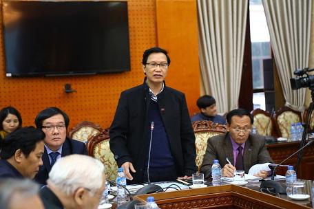 Thứ trưởng Nguyễn Đình Toàn nhấn mạnh, vị trí, vai trò của huyện Đông Anh đối với TP Hà Nội