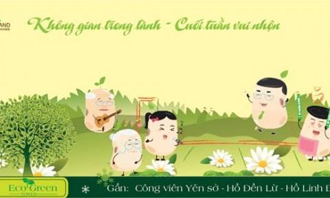 Phú Tài Land phân phối độc quyền căn hộ Finger số 1 Giáp Nhị