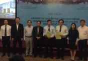 Hội thảo Giải pháp Cải tạo Kiến trúc cảnh quan nội đô, giao thông Đô thị và Chống ngập úng cho TPHCM