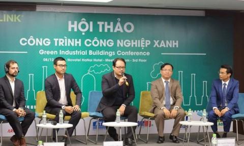 Hội thảo Công trình Công nghiệp Xanh tại Hà Nội