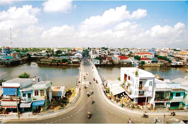 Thành phố Vĩnh Long hiện nay