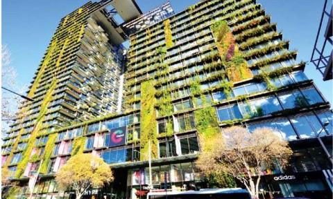 Tạo dựng kiến trúc đô thị thích ứng với BĐKH