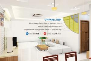 Bí quyết chọn vật liệu ngăn chia nội thất từ kiến trúc sư