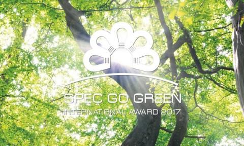 Kết quả Giải Kiến trúc xanh Spec Go Green International Awards 2017