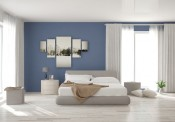 4 ý tưởng phối màu đậm phong cách riêng cho ngôi nhà bạn