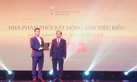 20 doanh nghiệp được trao giải Bất động sản tiêu biểu Việt Nam 2017