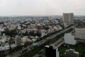 Bất động sản TP Hồ Chí Minh thiết lập mặt bằng giá mới