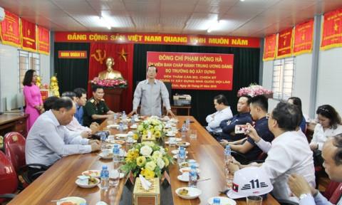 Việt Nam và Lào tạo mọi điều kiện để công trình Nhà Quốc hội Lào mới bảo đảm tiến độ, chất lượng