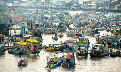 Điều chỉnh quy hoạch xây dựng vùng đồng bằng sông Cửu Long
