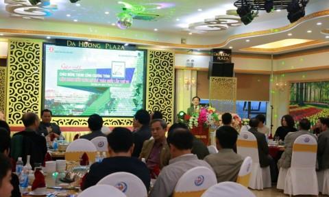 Hội kiến trúc sư Thái Nguyên: Một năm nhiều thành công