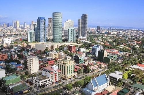 Hiện trạng siêu thành phố Manila (Philippines)