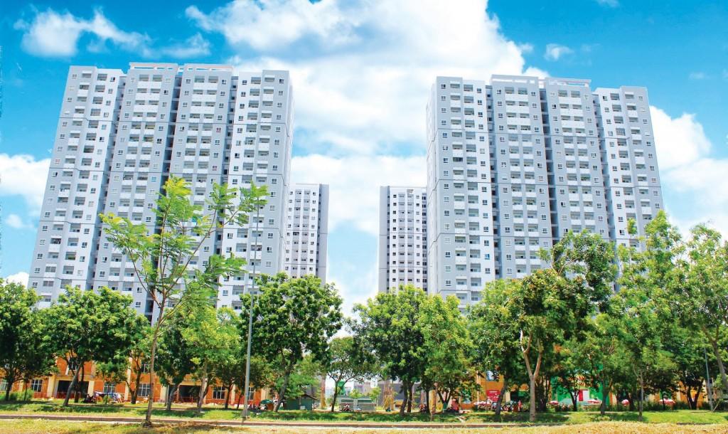 Bất động sản đang trong quá trình hình thành tại khu vực ĐTVT Xuân Mai (TP Hà Nội)