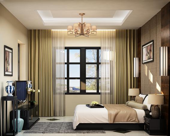 Phòng ngủ nhỏ trang trí đơn giản tạo phong cách
