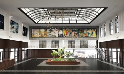 Ga Sài Gòn được đề xuất cải tạo theo kiến trúc xưa