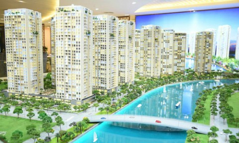 Đất Xanh chi 5.000 tỷ đồng xây dự án hạng sang đầu tiên