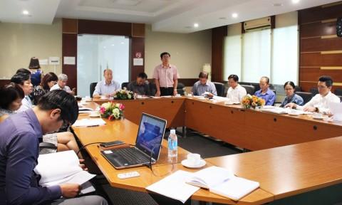 Hội KTS Việt Nam làm việc với UAH chuẩn bị Festival SV Kiến trúc 2018