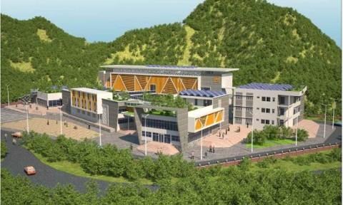 Những thiết kế điển hình Trường PTDTNT các tỉnh phía Bắc