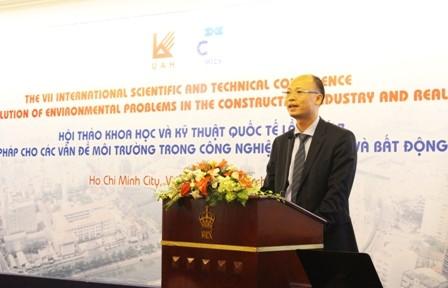 Giải pháp cho các vấn đề môi trường trong công nghiệp xây dựng và bất động sản