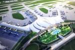 Mô phỏng sân bay Long Thành trong tương lai