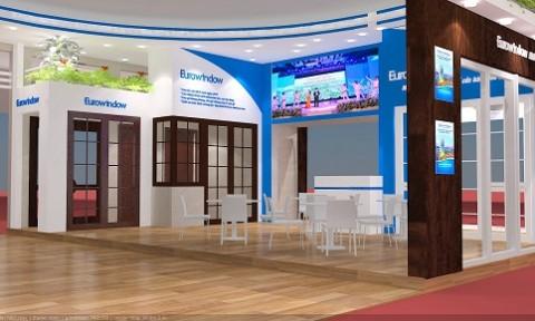 Eurowindow khuyến mãi lớn nhân dịp Vietbuild Hà Nội 2018