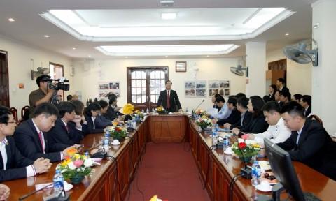 Bộ Xây dựng bổ nhiệm Viện trưởng Viện Vật liệu xây dựng
