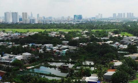 Hà Nội: Duyệt Quy hoạch chi tiết Khu công viên sinh thái Vĩnh Hưng